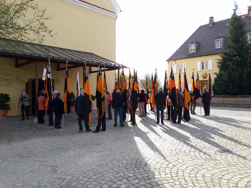 Bannerversammlung